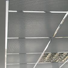 controsoffitto alluminio controsoffitto in alluminio a quadrotte acustico f codina