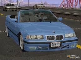 325i e36 convertible 1996 for gta san andreas
