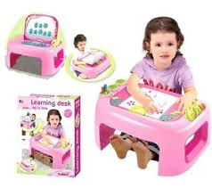 learning desk for kids learning play desk all in one toys magnetic white board letters