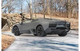 lamborghini reventon lamborghini reventón roadster 1 14 grey jamara shop