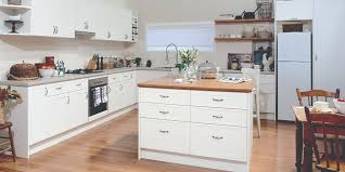 bunnings kitchen cabinets guide to kitchen benchtop materials bunnings warehouse nz