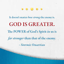 shared from stormie omartian don u0027t let the enemy win the war for