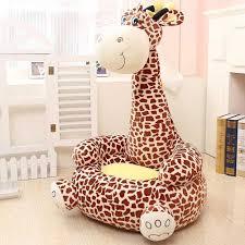 divanetto bambini divano poltroncina divanetto bambini maxi peluche giraffa con