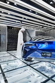 lexus philippines showroom 111 best images about experience u0026 exhibitions on pinterest