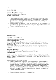 How To Include References On Resume May Correct Hamilton Cv Updated
