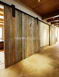 reclaimed wood wall treatments how to use barn siding olde wood