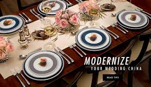 wedding china patterns wedding registry and bridal gift news inside weddings