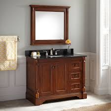 bathroom cabinets new natural marble countertop solid wood
