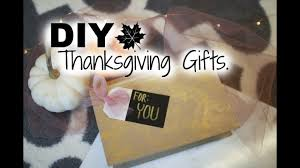 gift ideas for thanksgiving diy thanksgiving gifts for your friends u0026 family youtube
