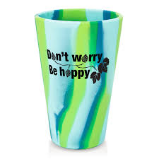 beer glass svg silipint patented unbreakable silicone drinking cups