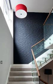 Decorating Staircase Wall Ideas Wallpaper For Staircase Wall Gray And White Wallpaper Staircase