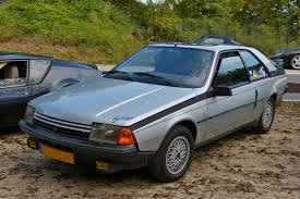 renault fuego black fuego renault renault fuego photos 3 on better parts ltd 1980