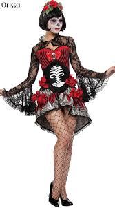 Fairy Halloween Costumes Women Aliexpress Buy Skeleton Dead Costume