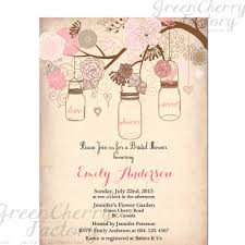 bridal invitation templates wedding shower invitation template amulette jewelry