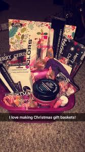 christmas gift basket ideas for teenage girls christmas gifts