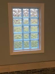 new glass block windows masonry u0026 glass systems