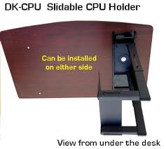 Under Desk Mount Dk Cpu