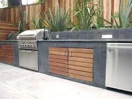 fabriquer cuisine exterieure cuisine exterieure cuisine exterieure bassin meuble cuisine