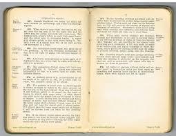 Owosso Mi Map Pere Marquette Rr Signal Aspects 1902