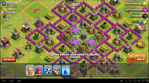 Coc Map Clash Of Clans Town Hall 7 Farming Strategy Guide Video Dailymotion