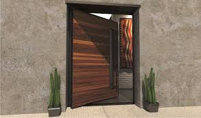 Steel Clad Exterior Doors Modern Doors Custom Steel Glass Doors For Luxury Homes Doors