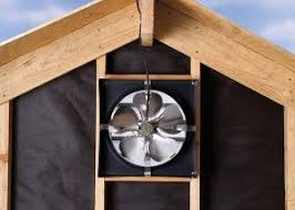 installing a gable vent fan how to choose attic vent fan for the home attic vent fan