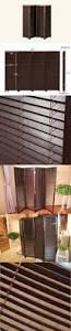 japanese room divider oriental style 4 panel folding screen room divider home decor