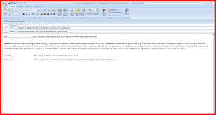 Business Email Sample Format by Email Sample Apa Example