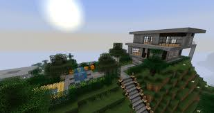 ruked on minecraft modern house schematics small photo on fabulous