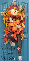 Halloween Picks For Wreaths by 49 Best Teardrop Swags Images On Pinterest Christmas Swags Door