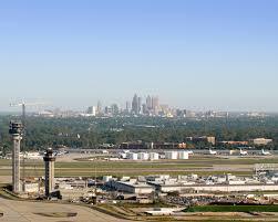 Hartsfield Jackson Atlanta International Airport Map by Atl Atlanta Hartsfield Jackson International Airport