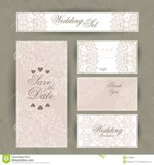 Wedding Invitations With Rsvp Cards Included Wedding Invitation Thank You Card Save The Date Cards Rsvp Card
