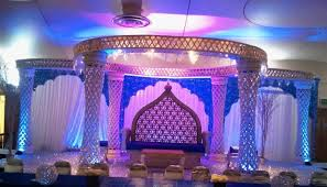 Indian Wedding Decoration Mandaps U0026 Decor Asian U0026 Indian Wedding Decorations Maurice
