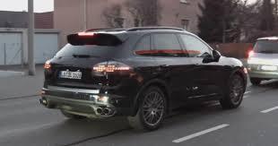 2015 porsche cayenne facelift 2015 porsche cayenne facelift spotted in stuttgart autoevolution