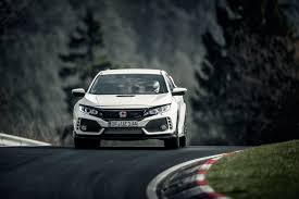 millennials prefer cheaper smaller cars top 10 cars the 2017 honda civic type r beats on the nurburgring