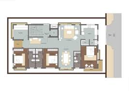 Story House Plan Residential Building Plan Apartment Design - Apartment building design plans