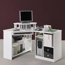 Pc Schreibtisch Buche Eckschreibtisch Tanga Computer Pc Schreibtisch Büro Jugendzimmer