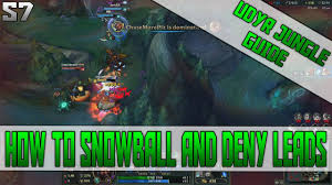 season 7 udyr jungle guide how to path in the jungle u0026 know your