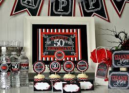 50th birthday party supplies agbara us media 50th birthday decorations for men