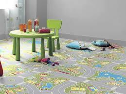 revetement de sol pour chambre idée déco chambre enfant un sol pratique et original