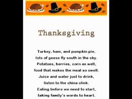 thanksgiving thanksgiving rhymes songs