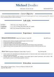 Microsoft Word Resume Templates 2007 Free Resume Template For Microsoft Word Resume Template And