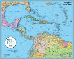 map usa central america map usa and caribbean major tourist attractions maps map maps usa