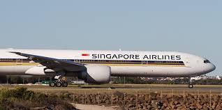 plan si es boeing 777 300er air singapore airlines flight information
