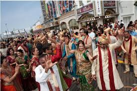 Indian Wedding Planners Nyc The Big Fat Indian Wedding In America