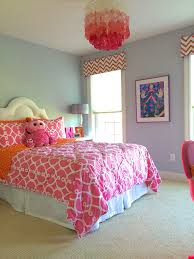 Tween Bedrooms Tween Bedroom Makeover By Meme Hill Studio Pbteen Pink Ombre