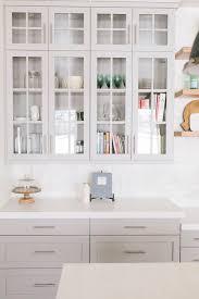 Dark Grey Kitchen Cabinets by Look We Love Gray Kitchen Cabinets With Brass Hardware U2014 Kitchen