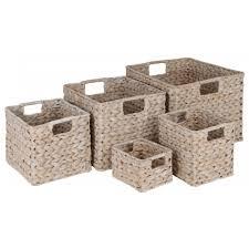 Baskets For Bathroom Storage Bathroom Storage Baskets With Lids Thedancingparent