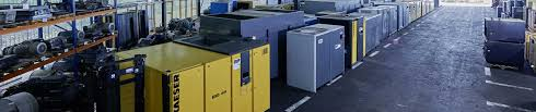 nps pre owned compressors kaeser atlas copco compair