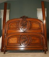 igavel auctions suite of louis xv revival beechwood bedroom